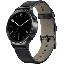 Huawei Watch 42mm Stainless Steel Case with Permium Leather Strap SmartWatch